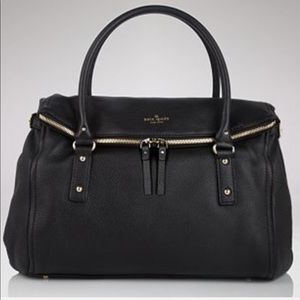 KATE SPADE New York Cobble Hill Leslie Satchel Bag